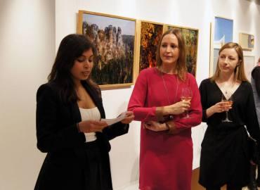 Amanda Annamalay, Harriet Clare, Lucy Dyson