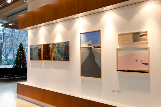 Anna Steele paintings, Harriet Clare Photography