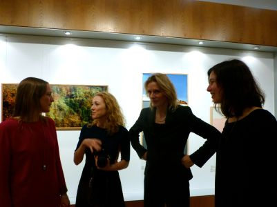 Harriet Clare, Julia Kaute, Susanne Kalbantner, Anna Steele